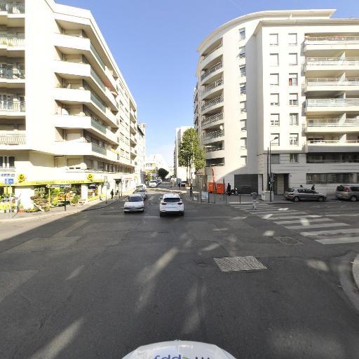 Groupe Point Bleu - Ambulance - Villeurbanne