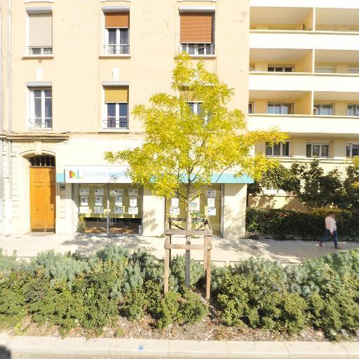 Agences Immobilières Square Habitat - Banque - Villeurbanne