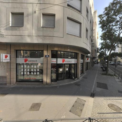 Régie Centrale Immobilière - Syndic de copropriétés - Lyon