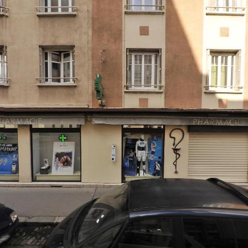 Pharmacie Lafayette Lyon 7 - Pharmacie - Lyon