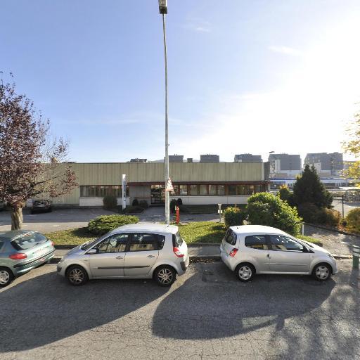 Aire de covoiturage NTN SNR - Aire de covoiturage - Annecy