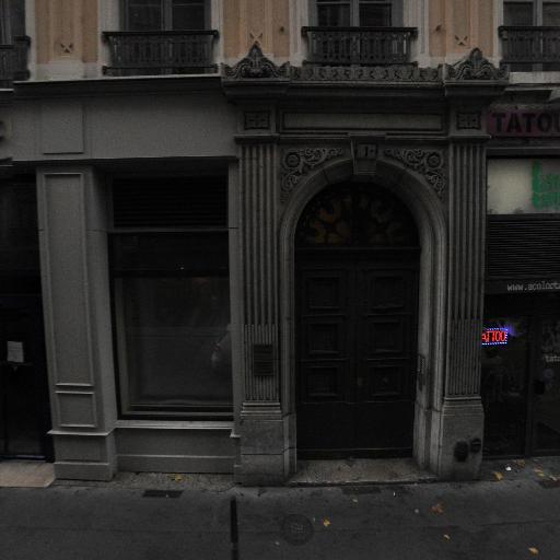 A Color Trip - Tatouages - Lyon