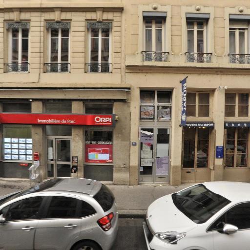 ORPI Immobilière du Parc - Agence immobilière - Lyon