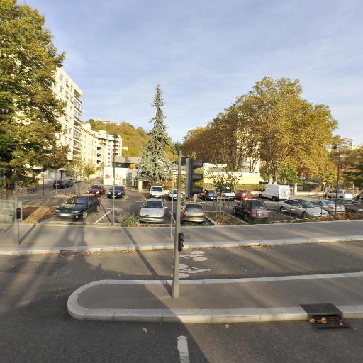 Parking Rue des Entrepots - Parking - Lyon
