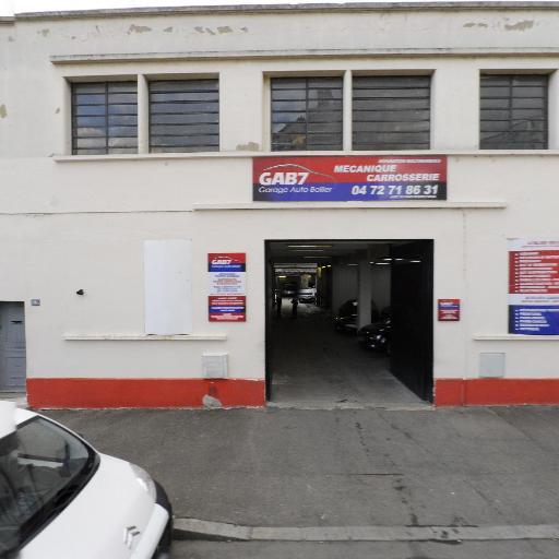 Garage Auto Bollier - Garage automobile - Lyon