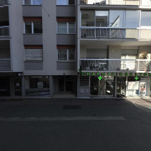 Pharmacie Dantony Lenfant - Pharmacie - Lyon