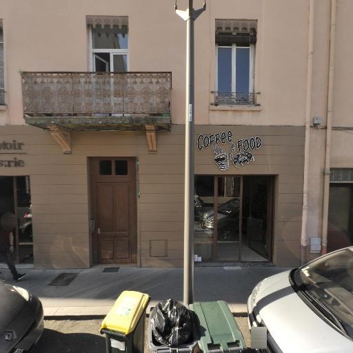 Le Comptoir de l'Industrie - Restaurant - Lyon