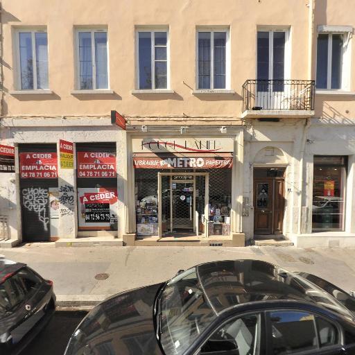Selarl Pharmacie De La Croix Rousse - Pharmacie - Lyon