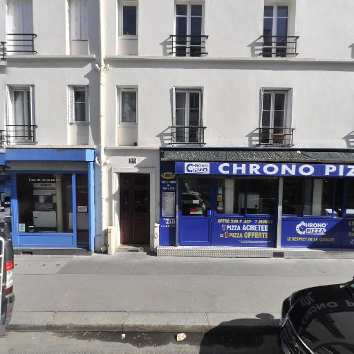 La Bricoleuse - Petits travaux de bricolage - Paris