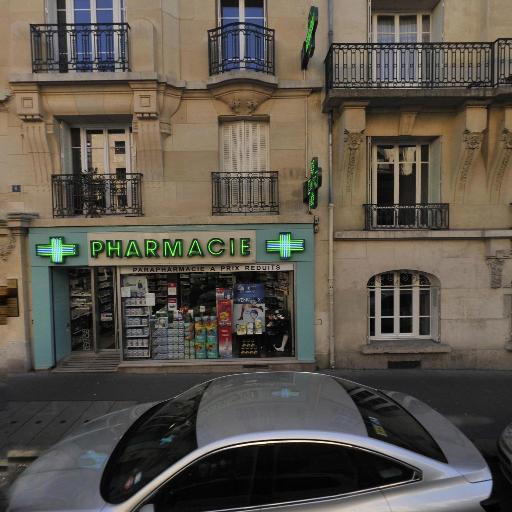 Pharmacie Lamblardie - Pharmacie - Paris