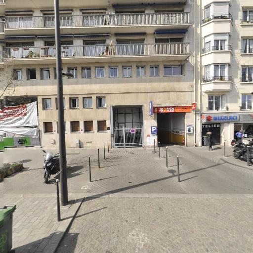 Syndicat des Copropriétaires Poniatowski - Syndic de copropriétés - Paris