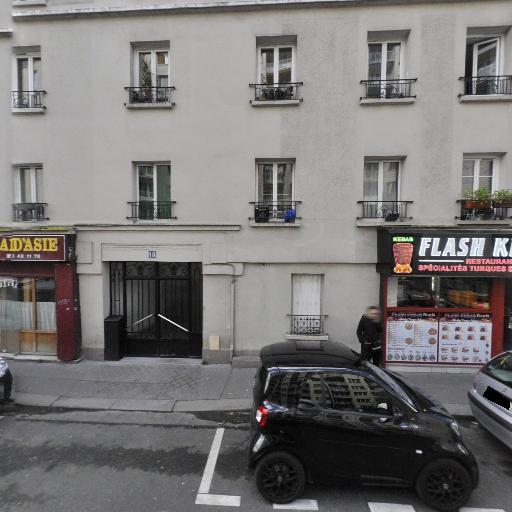 Sallaberry Sylvain - Courtier en assurance - Paris