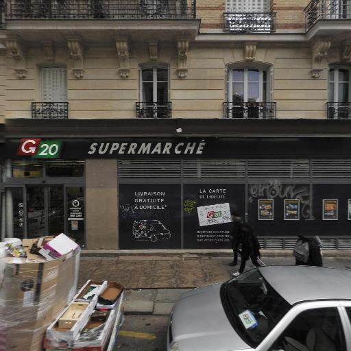 Sci pdinbo - Location d'appartements - Paris
