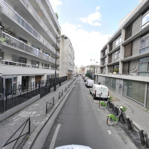 Station Vélib' Haies - Réunion - Vélos en libre-service - Paris