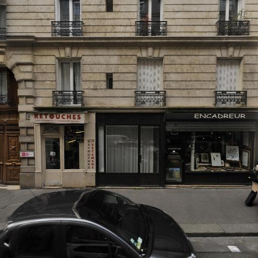 Atelier sur Cour - Encadrement - Paris