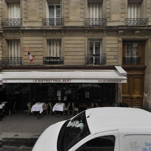 Pasquet Pierre - Sonorisation, éclairage - Paris