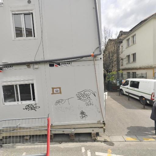 Square Antoine Blondin - Parc et zone de jeu - Paris