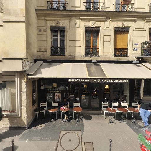 Bistrot Beyrouth - Restaurant - Paris