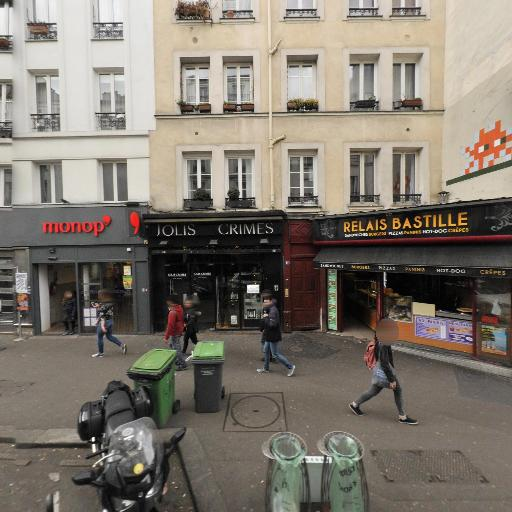 Jolis Crimes - Tatouages - Paris