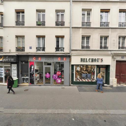 Etude La Roquette - Entreprise de maçonnerie - Paris