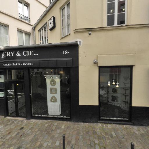 Emery Et Cie-Paris - Vente de carrelages et dallages - Paris
