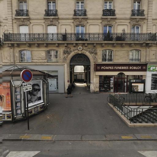 Parking Voltaire SCI - Parking public - Paris