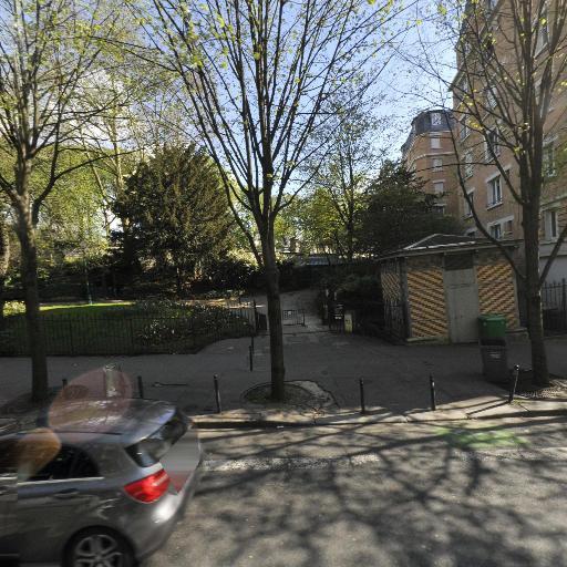 Jardin Samuel de Champlain - Parc, jardin à visiter - Paris