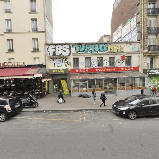Tang Gourmet Belleville - Traiteur - Paris