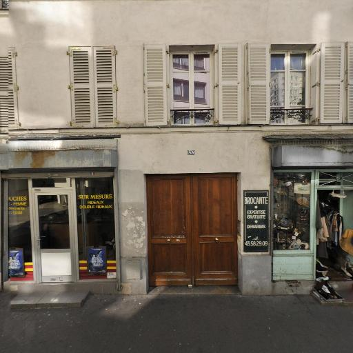 Chez Maria - Épicerie fine - Paris