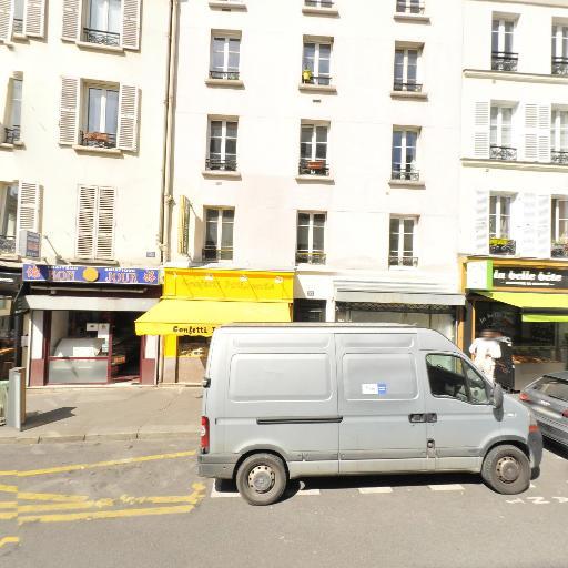 The Comfort Factory - Pâtisserie - Paris