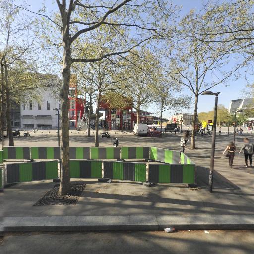 Q-Park Cité De La Musique - La Villette - Parking public - Paris
