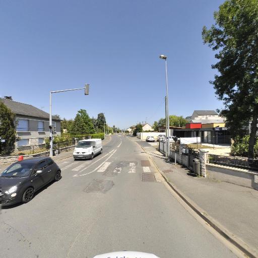 Ligue Du Centre Val De Loire De Tennis - Infrastructure sports et loisirs - Blois
