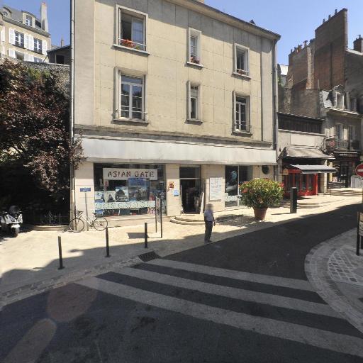 Asian Gate - Jeux vidéo - Blois