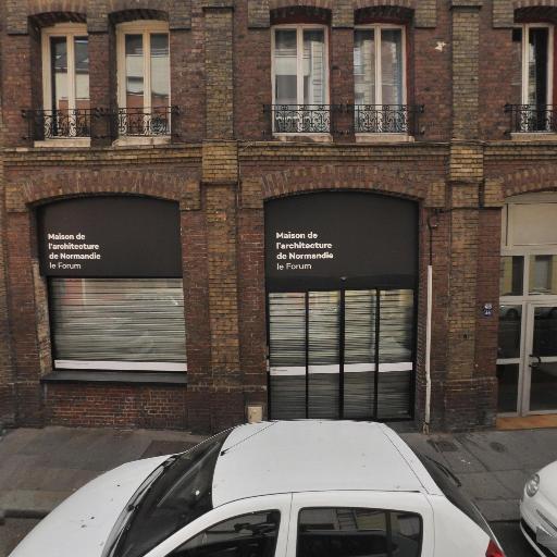 Maison De L'Architecture Haute Normandie - Organisme de développement économique - Rouen