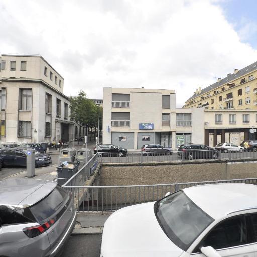 Parking La Bourse - Parking - Rouen