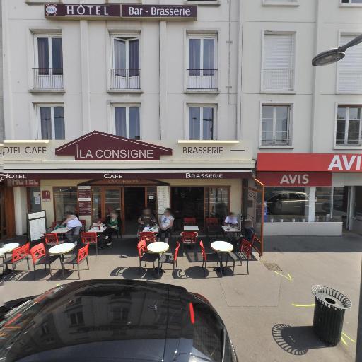 La Consigne Caen Gare SNCF Centre - Restaurant - Caen