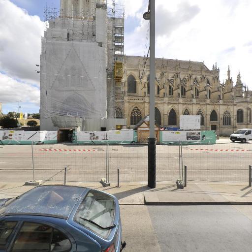 Église Saint-Pierre - Attraction touristique - Caen