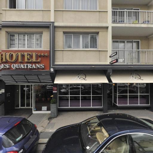 Hôtel Des Quatrans - Restaurant - Caen