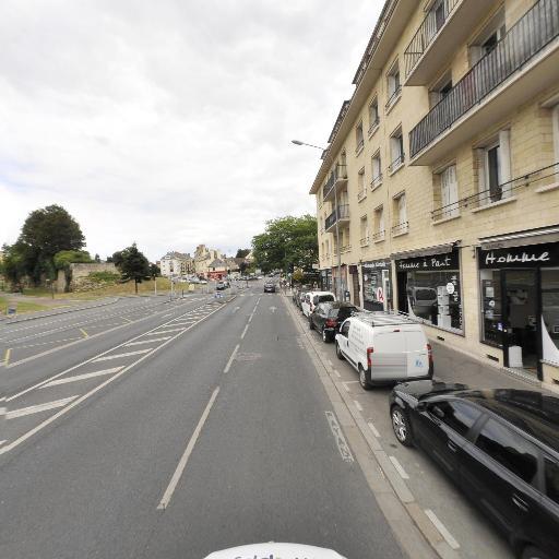 Parking Indigo Château - Parking public - Caen