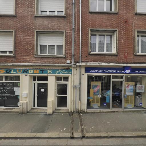 AXA Assurances Langlois Charles - Banque - Beauvais