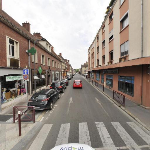 Credit Foncier - Banque - Beauvais