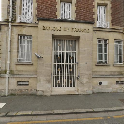Banque De France - Banque - Beauvais