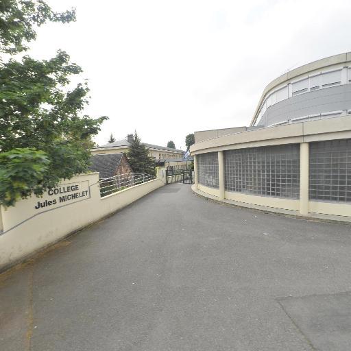 Collège Jules Michelet - Collège - Beauvais