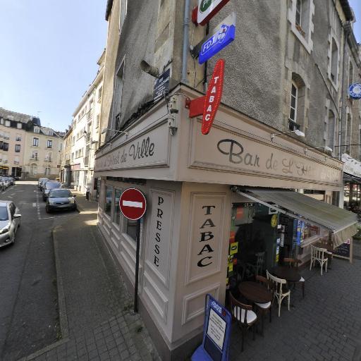 Bar de l'Hôtel de Ville - Café bar - Vannes