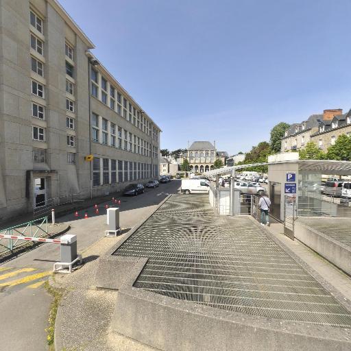 Parking République - Parking public - Vannes