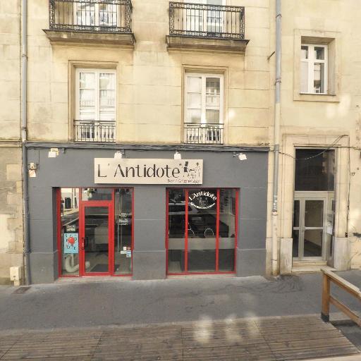 L'Antidote - Café bar - Nantes