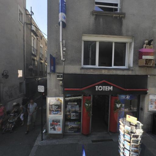 Le Totem - Bureau de tabac - Nantes