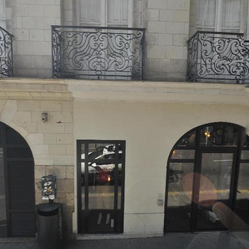 Hôtel Ceineray - Attraction touristique - Nantes