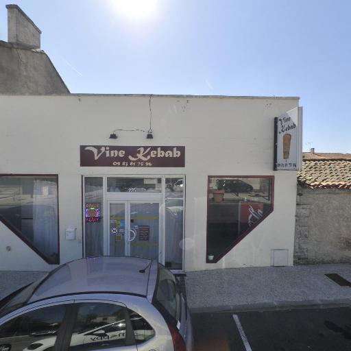 Vine Kebab - Restaurant - Soyaux