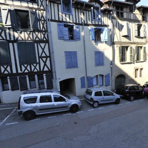 La Loutre Electrique - Cours d'arts graphiques et plastiques - Limoges